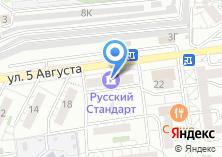 Компания «МастерПол-Черноземье» на карте