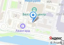 Компания «Арх идея» на карте