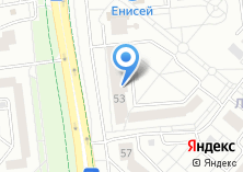 Компания «БЕЛНВ» на карте