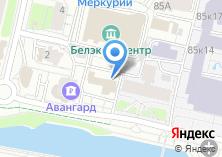 Компания «ЭкспрессФинанс» на карте