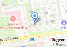 Компания «БелЦветОк» на карте