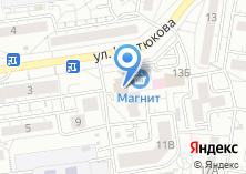 Компания «Ариадна» на карте