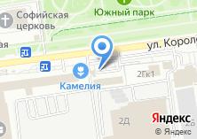 Компания «Дом Хлеба» на карте