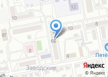 Компания «Белка» на карте