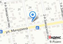 Компания «Дом в Белгороде» на карте