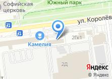 Компания «Центрально-Черноземный Банк Сбербанка России» на карте