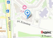Компания «Внешторгконтракт» на карте