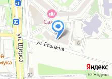 Компания «Нотариус Захарова Е.А.» на карте
