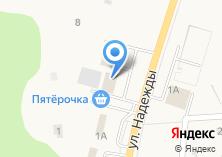 Компания «Нарядные окна» на карте
