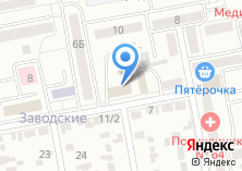 Компания «Берилл-сервис» на карте