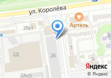 Компания «Запчасти-31» на карте