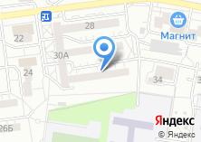 Компания «СантехСтиль» на карте