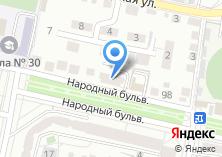 Компания «КОМПАНИЯ ЛОГЭКСПЕРТ» на карте