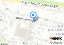 Компания «Сад цветов» на карте