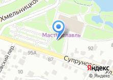 Компания «Белгородский Зоопарк» на карте