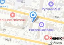 Компания «Центральная коллегия адвокатов Белгородской области» на карте