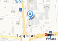Компания «Магазин продуктов» на карте