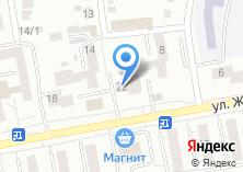 Компания «Атлетикс» на карте