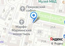 Компания «Никс-Белгород» на карте