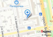 Компания «Выделенные Интегральные Сети-Белогорье» на карте