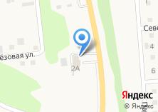 Компания «Витражи» на карте