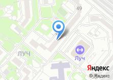 Компания «BOBRESHOV.RU» на карте