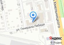 Компания «Совет ветеранов Западного округа г. Белгорода» на карте