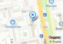Компания «Управление Федеральной службы судебных приставов по Белгородской области» на карте