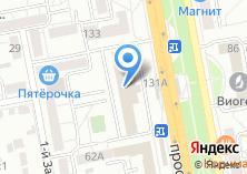 Компания «Blasercafe» на карте
