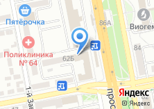 Компания «БелДорсМеталл» на карте