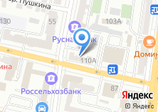 Компания «ТехноРесурс» на карте