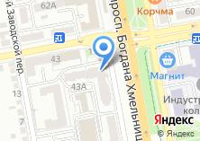 Компания «Адвокатский кабинет Бочарова Б.В» на карте
