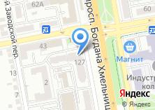 Компания «Beerгород» на карте