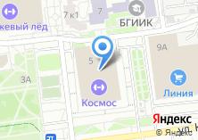 Компания «Элит-Сервис-Тур» на карте