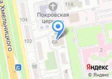 Компания «Управление Роскомнадзора по Белгородской области» на карте