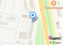 Компания «ПромСтройСити» на карте