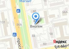 Компания «Лана» на карте