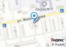 Компания «Люсия» на карте