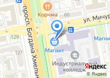 Компания «1xBet» на карте