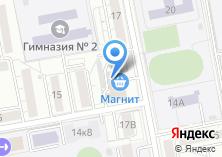 Компания «Сервис-Бел» на карте