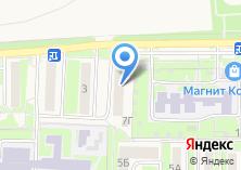 Компания «Почтовое отделение пос. Дубовое» на карте