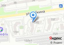 Компания «СК Илион» на карте