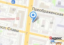 Компания «Богданка 38» на карте