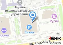 Компания «Флеш Бат» на карте