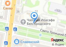 Компания «Строительно-ремонтная фирма» на карте