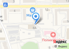 Компания «Газпром межрегионгаз Белгород» на карте