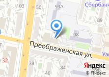 Компания «Управление лесами Белгородской области» на карте