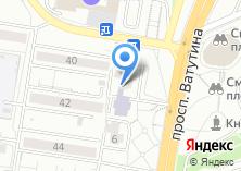 Компания «Пушкинская библиотека-музей» на карте