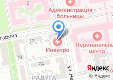 Компания «Белгородский информационный фонд» на карте