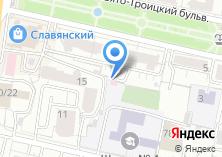 Компания «Ортодонт+» на карте